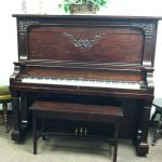 Packard Upright Piano (1909)