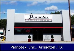 Pianotex, Arlington, TX (817) 226-9000