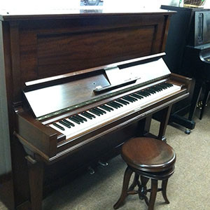 Steinway Upright Piano (1912)