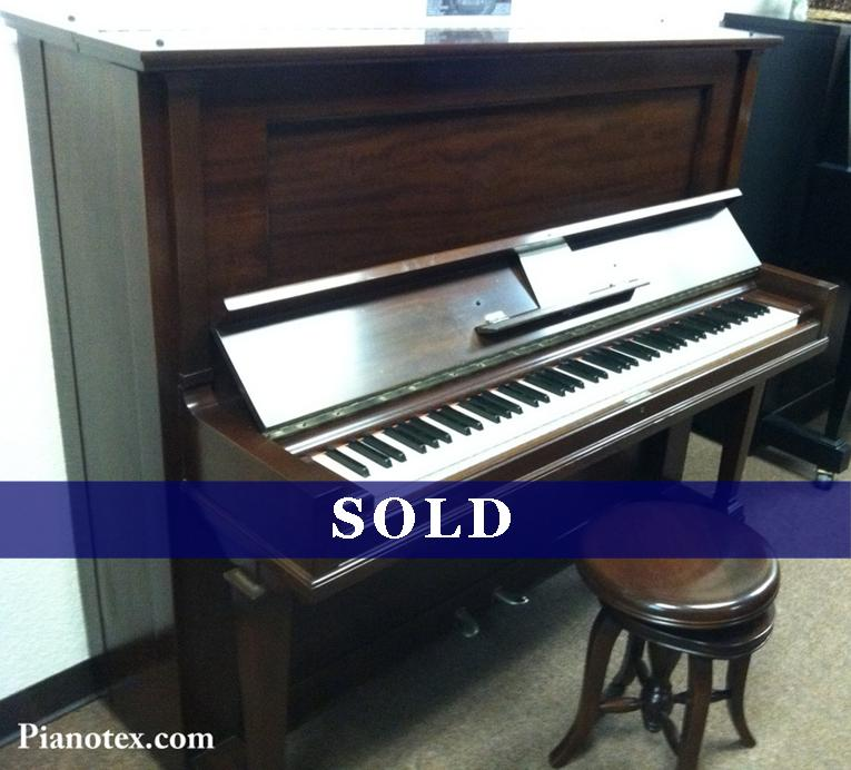 1912 Steinway Upright Piano (Sold)