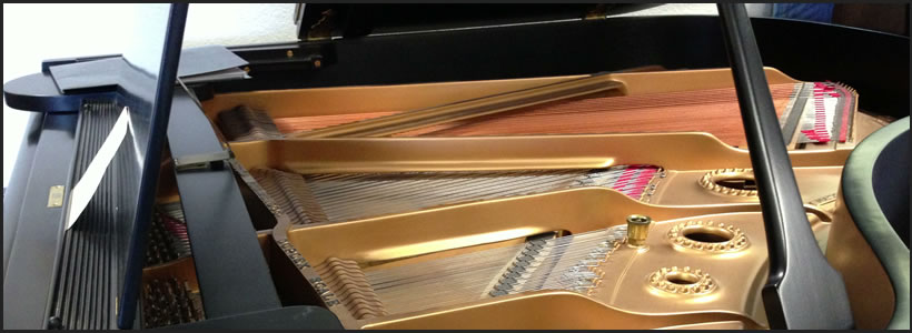 DFW Piano Inspections & Appraisals