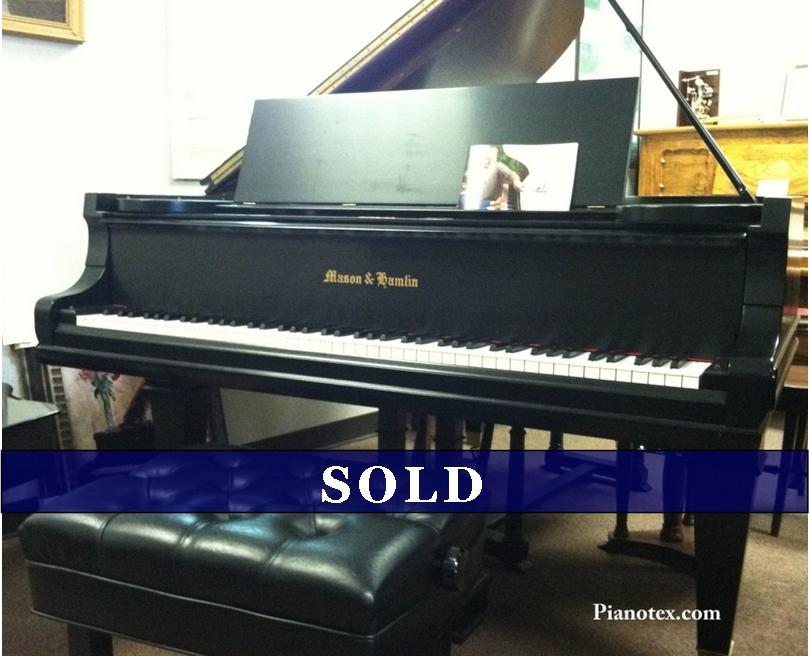 1923 Mason & Hamlin Grand Piano (Sold)